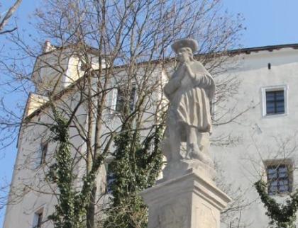 Na malenovickém hradě se uskuteční pouť ke svatému Vendelínovi