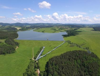 Další  krok k výstavbě vodního díla Vlachovice