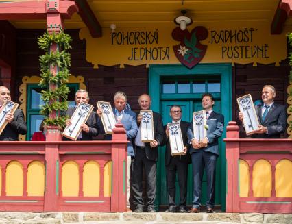 Jídelna Libušín se po šestileté vědecké rekonstrukci otevřela veřejnosti