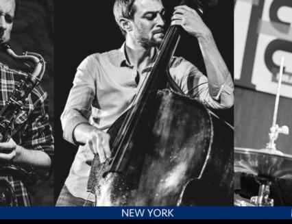 Americká jazzová parta  Weller-Parker-Drobka  Trio se předvede v Rožnově