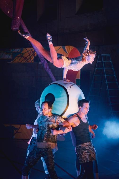 Cirk La Putyka míří se svou dynamickou cirkusovou podívanou do Valmezu