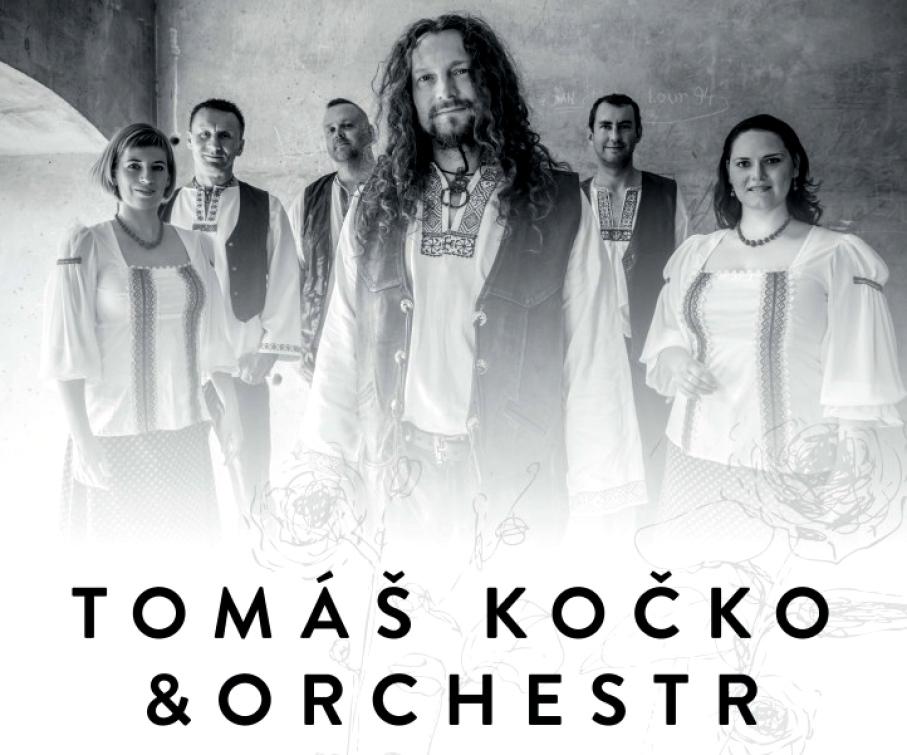 Tomáš Kočko vRožnově představí nové album