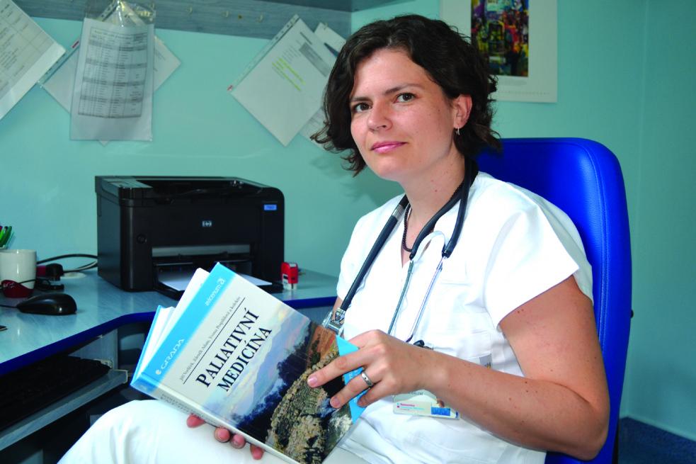 Nemocnice Valašské Meziříčí zahájila provoz ambulance pro paliativní a podpůrnou péči