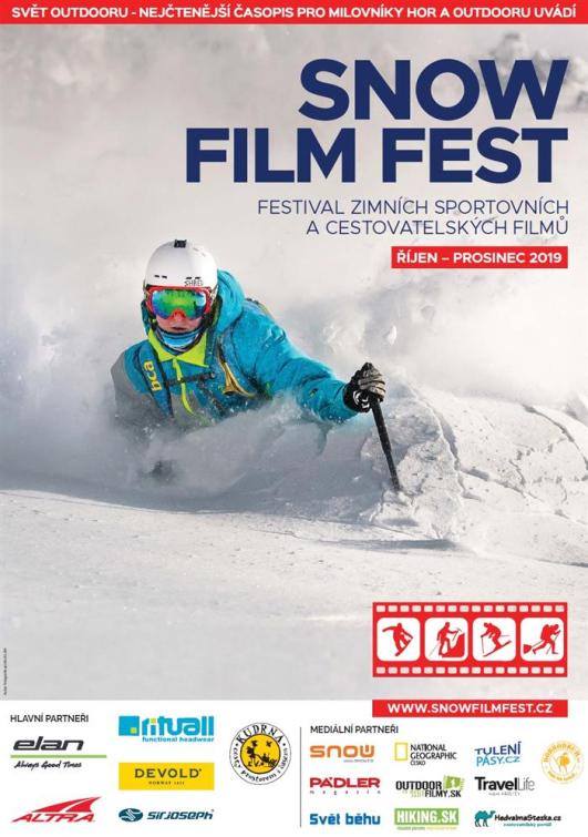 Rožnov nabízí Snow Film Fest, Blešák trochu jinak nebo IQ Park