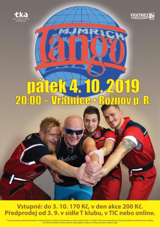 Tango a Miroslav Imrich v rožnovské vrátici