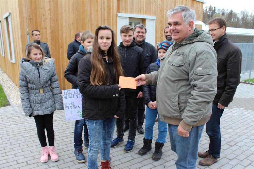 Mikroregion Rožnovsko má nový útulek pro psy a kočky