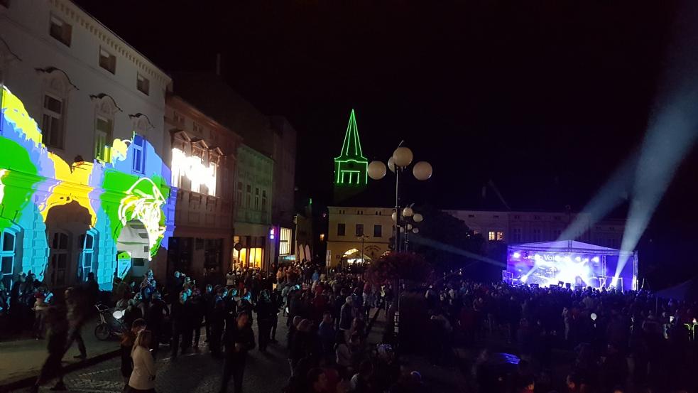 Festival Světlo Valmez již podruhé velkolepě rozzáří Valašské Meziříčí