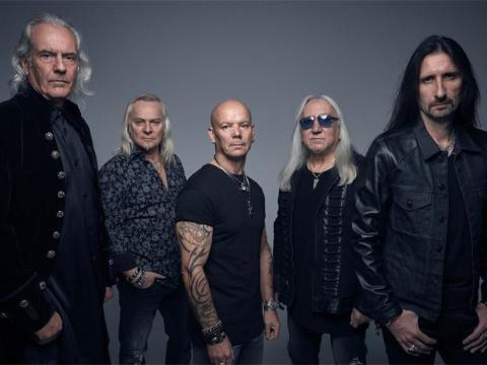 Britská legenda Uriah Heep odstartovala ve Vizovicích Masters of Rock