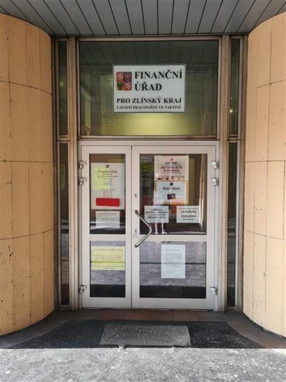 Informace z Finančního úřadu k podávání daňových přiznání k dani z nemovitých věcí