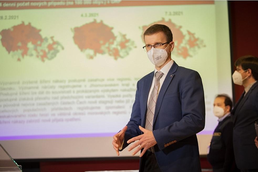 Počet podaných vakcín proti Covid-19 ve Zlínském kraji přesáhl 100 tisíc