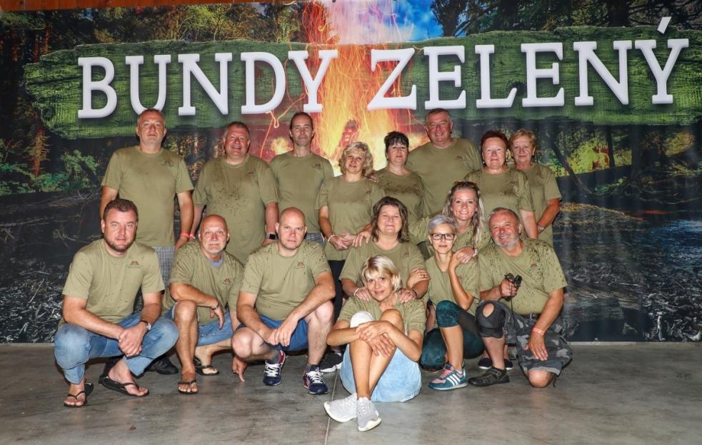 Druhý ročník country festivalu Bundy zelený přinesl zlínské onkologii téměř čtvrt milionu korun