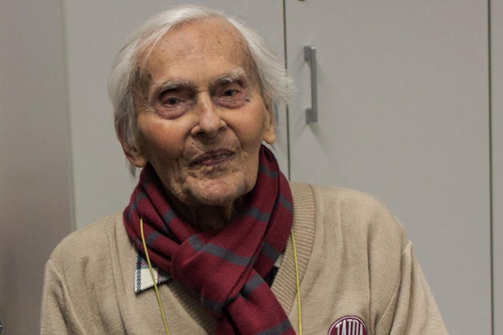 K Zikmundovým 102. narozeninám připravilo muzeum několik akcí