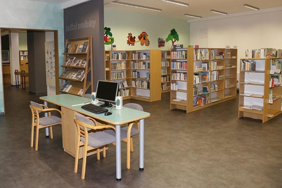 Až do 21. května je možno nominovat na ocenění knihovny a knihovníky