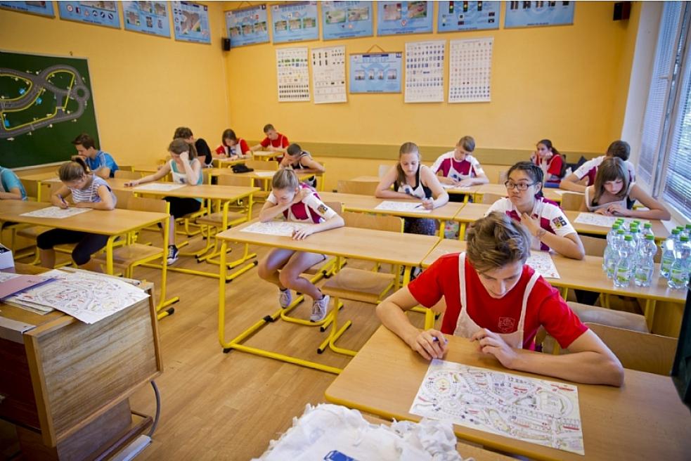 Kraj se zapojí do novátorského způsobu hodnocení vzdělávacího pokroku žáka na základní škole