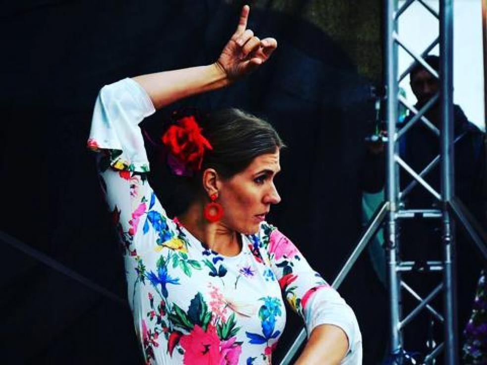 Žhavé flamenco roztančí zlínský zámek