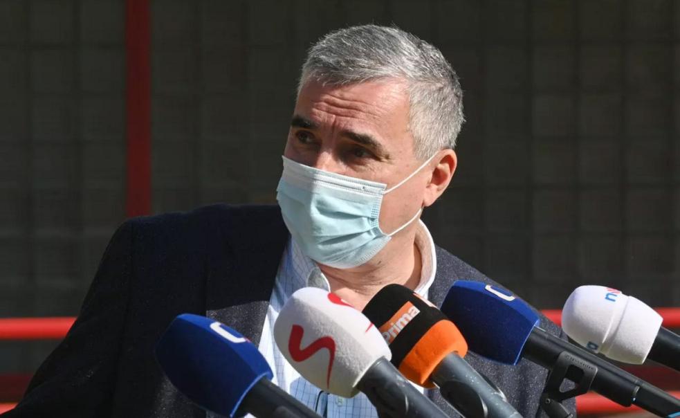 Ředitel brněnské nemocnice: Bez návratu k normálu podepisujeme tisíce rozsudků smrti