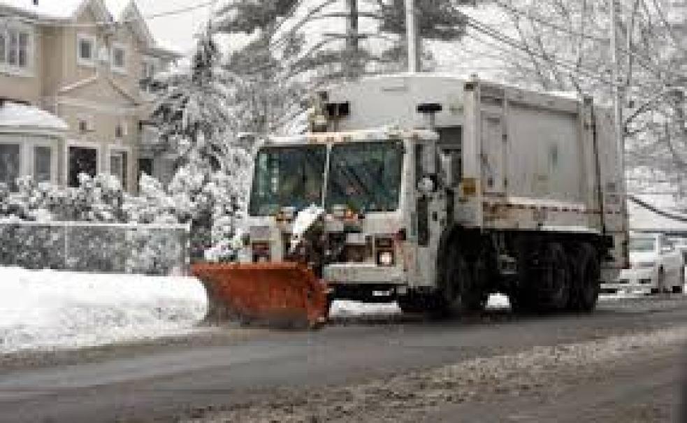 Komunikace se od listopadu řídí Plánem zimní údržby