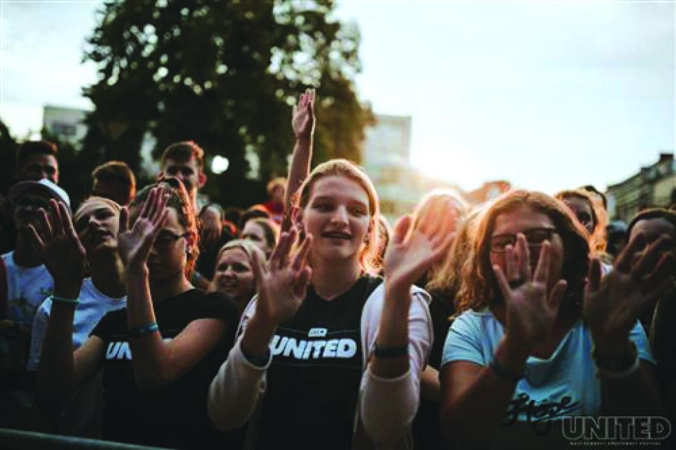 Ve Vsetíně vrcholí přípravy na multižánrový festival UNITED