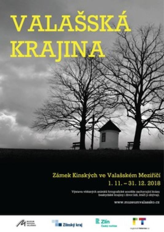 Výstava fotografií Valašská krajina