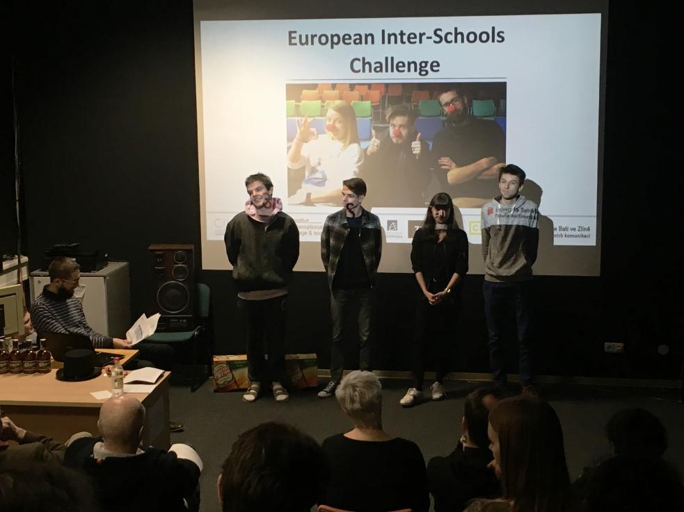 Do Zlína putuje první místo z mezinárodní soutěže pro začínající filmaře