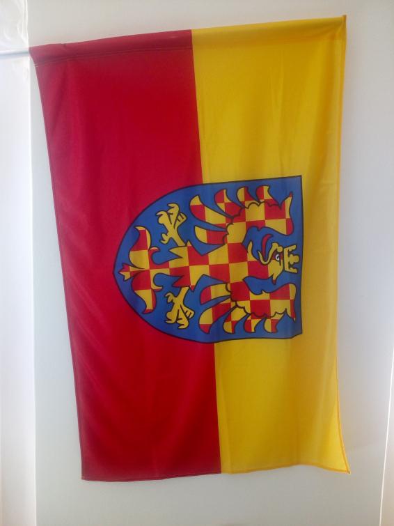 Vedle české vlajky vyvěsí radnice i moravskou