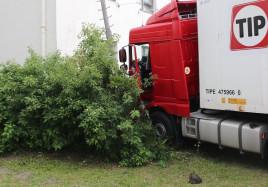 Ridic kamionu nadychal 4 promile 2