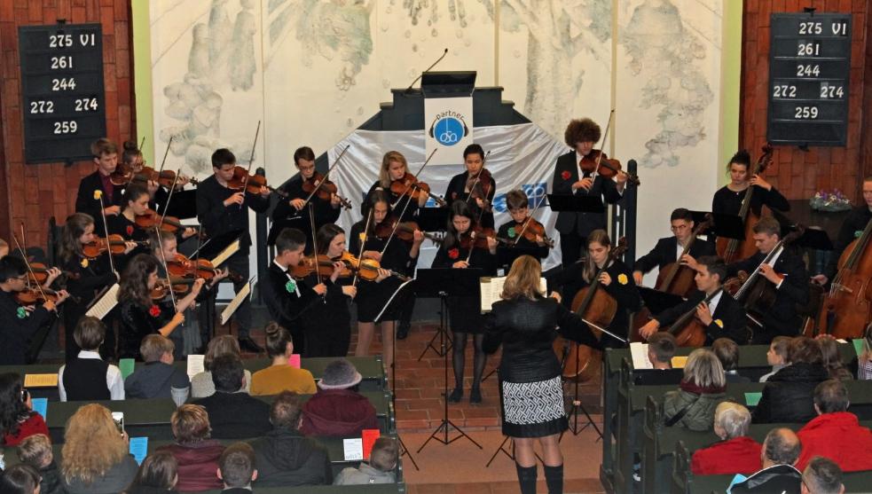 Adventní benefiční koncert ve prospěch chráněného bydlení