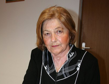 Blanka Andělová získá cenu města Vsetína za rok 2017