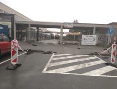 Valašské Meziříčí revitalizuje prostranství mezi hotelem Apollo a OD Křižná
