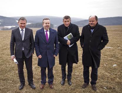 Ministři vyjádřili podporu chystanému vodnímu dílu Vlachovice