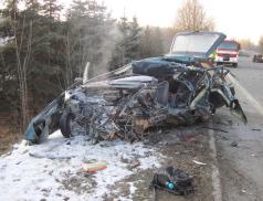 Tragický leden na silnicích Zlínského kraje