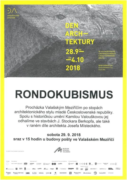 Muzeum zve na architektonickou procházku Valašským Meziříčím