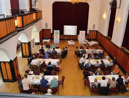 Desítky lidí diskutovaly na Fóru zdravého města Valašské Meziříčí