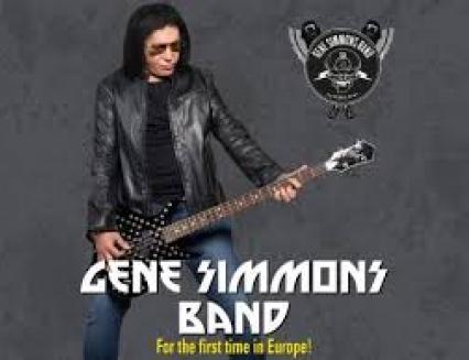 Festival Masters of Rock uzavře skutečná rocková legenda GENE SIMMONS
