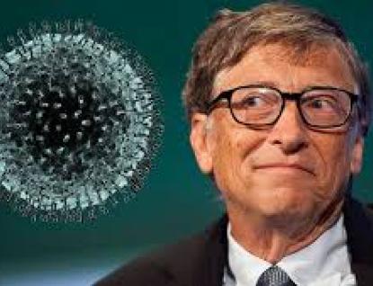 Totální idioti vytrubují: Může za to Bill Gates, tvrdí o pandemii ruská média