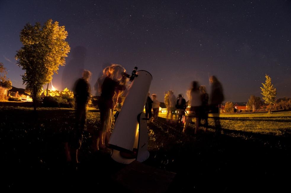 Astronomové přijedou za publikem