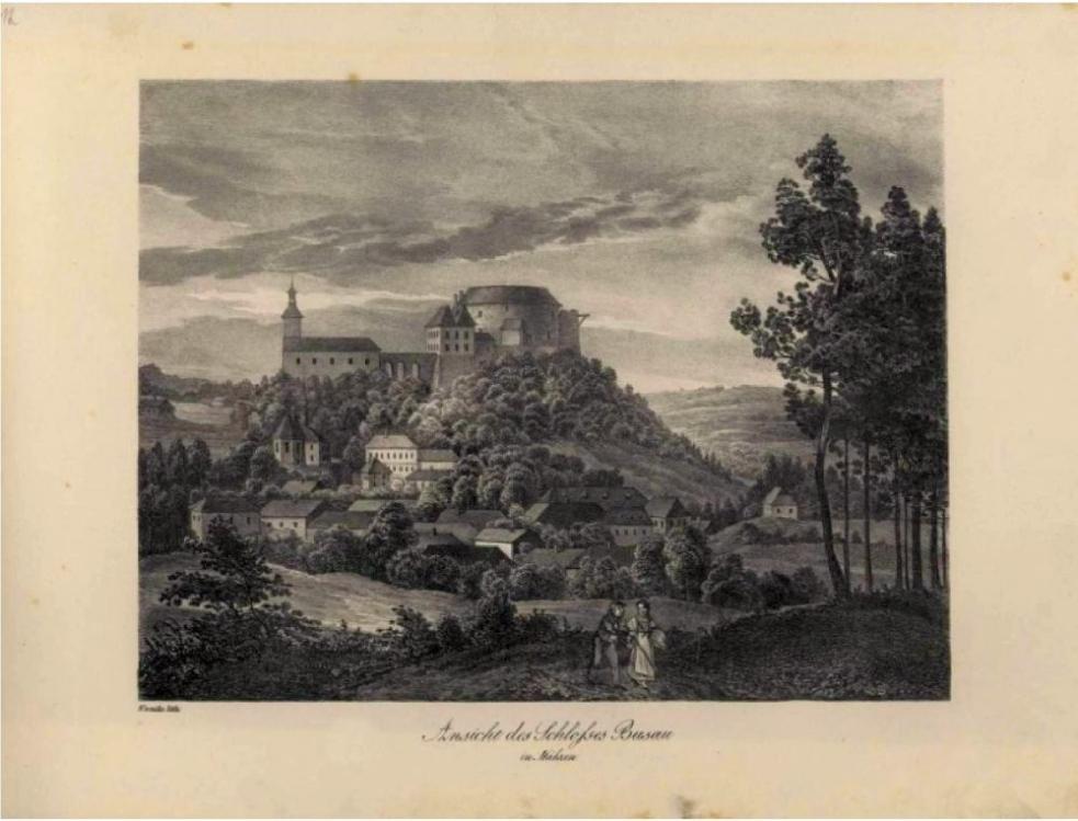 Výstava litografické sbírky Friedricha A. Kunikeho