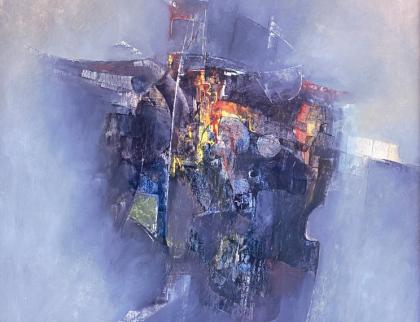 Josef Bartoloměj Král vystavuje vMuzejním a galerijním centru