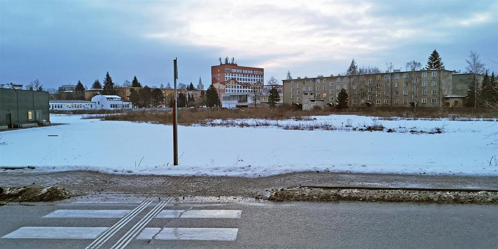 Areál bývalé Křižanovy pily se pomalu proměňuje