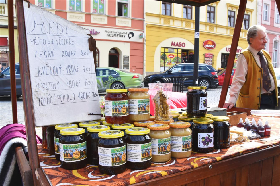 Den svůní medu nadchl děti i dospělé