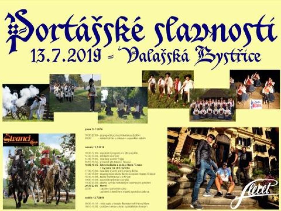 Portášské slavnosti nabídnou bitvu i koncert Fleretu