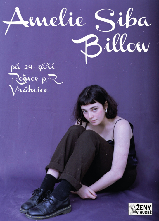 Vrátnice: Amelie Siba, Billow
