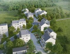 Eden Rožnov hlásí přes polovinu prodaných bytů