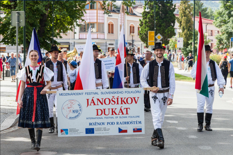 Slovenský folklor ve Valašském muzeu vpřírodě již pojedenadvacáté!
