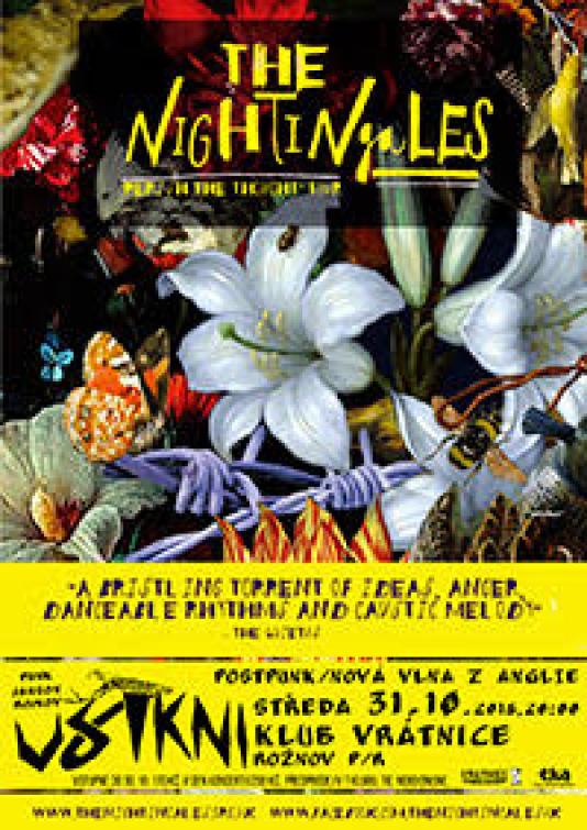 V Rožnově vystoupí zítra birminghamští Nightingales