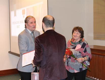 V Rožnově udělili cenu Pedagog roku 2017