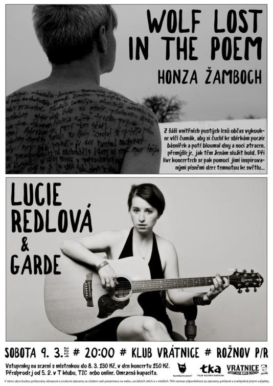Wolf Lost In the Poem, Lucie Redlová & Garde