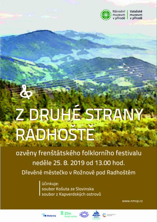 Víkend vRožnově: Soubory zKapverd a Slovinska, noční rozhledna i farmářské trhy