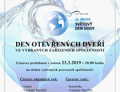 Úpravna vody vRožnově otevřena pro veřejnost