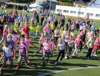 Na Veletrh sportovních a volnočasových aktivit dorazilo více než tisíc dětí